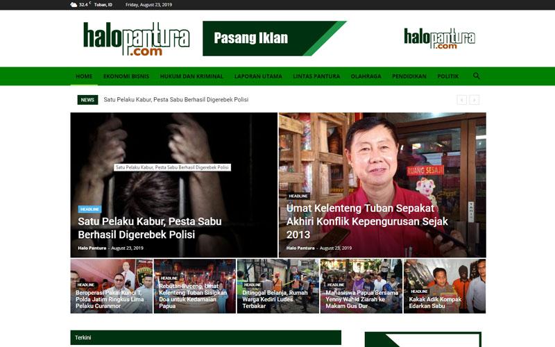 Halopantura News