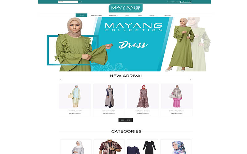 Mayang Collection