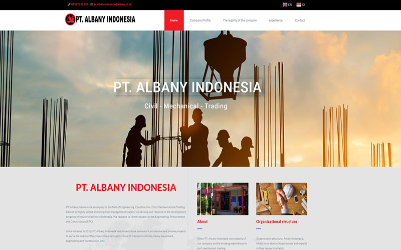 PT. Albany Indonesia