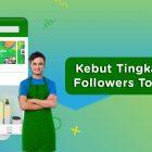 Jual Tambah Follower Tokopedia